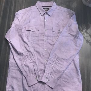 Marc Anthony, slim fit shirt, with 2 front pockets
